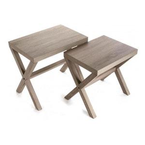 table gigogne couleur la redoute. Black Bedroom Furniture Sets. Home Design Ideas