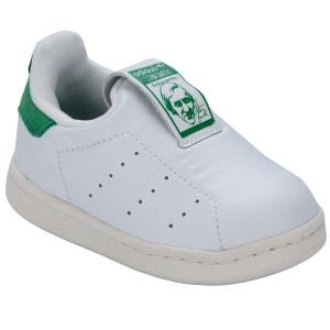 Baskets enfant adidas Originals Stan Smith 360 pour garçon en blanc et vert adidas Originals