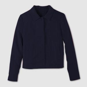 Short Linen Jacket R essentiel