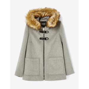 manteau avec brides JENNYFER