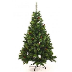 Sapin de Noël artificiel Royal Majestic - H. 180 cm - Vert FEERIE CHRISTMAS