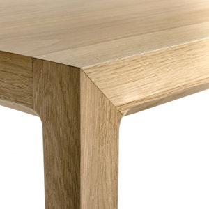 Table carrée Nizou, design E. Gallina AM.PM.