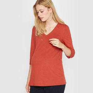 T-shirt de grossesse manches courtes R essentiel