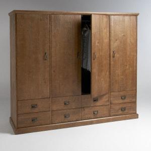 Lindley Wardrobe La Redoute Interieurs