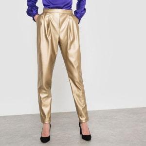 Pantalon droit INES OLYMPE MERCADAL X LA REDOUTE MADAME