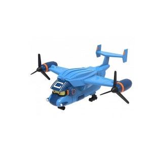L'avion de transport Robocar Poli OUAPS