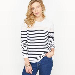 Jersey estilo marinero ANNE WEYBURN