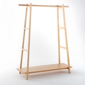 Uyen Solid Pine Ladder Clothes Rack La Redoute Interieurs