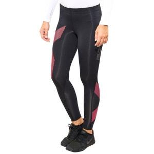 TR2 Compression - Pantalon running Femme - rose/noir 2XU