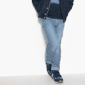 Pantalón a rayas 3-12 años La Redoute Collections