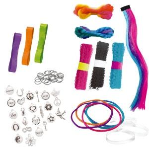 Kit tresses cheveux couleurs IMAGINARIUM