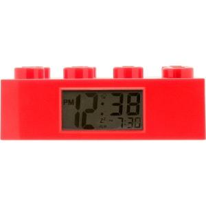 Réveil LEGO Brique Rouge LEGO
