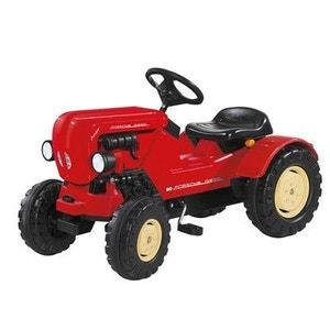 BIG Le tracteur