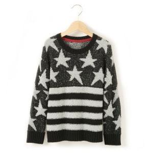 US Flag Round Necked Sweater R kids