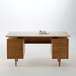 Quilda Oak Desk La Redoute Interieurs