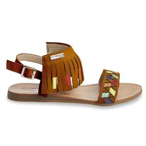 Sandales cuir Gaya LES TROPEZIENNES par M BELARBI