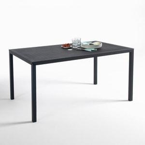 Table rectangulaire en métal perforé, Choe La Redoute Interieurs