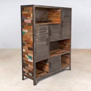 bibliotheque de separation la redoute. Black Bedroom Furniture Sets. Home Design Ideas