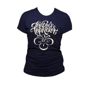 T-shirt femme en coton Signature TPTK