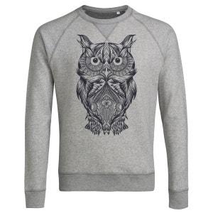 Sweat shirt Imprimé Bio Homme ARTECITA