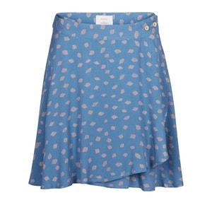 Printed Wrap Skirt NUMPH
