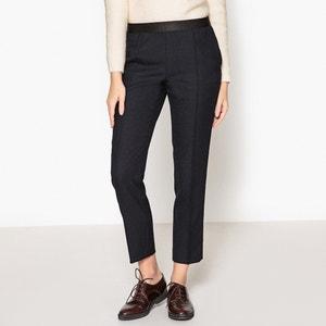 Pantalon avec galon et taille élastique ATHE VANESSA BRUNO