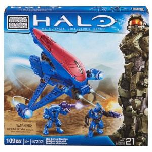 Megabloks Halo : Blue Banshee MEGA BLOKS