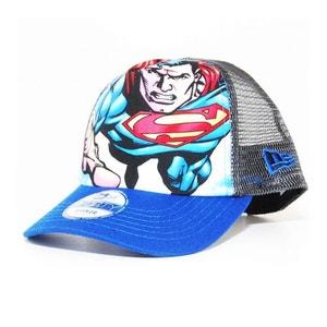 Casquette Bébé Trucker New Era Superman Bleu 940 Toddler NEW ERA CAP