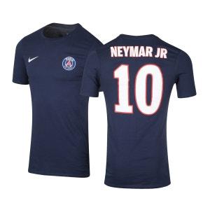 T-shirt PSG Neymar 10 Domicile Bleu Junior NIKE
