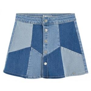 Jupe en jeans PRINCESSE ILOU