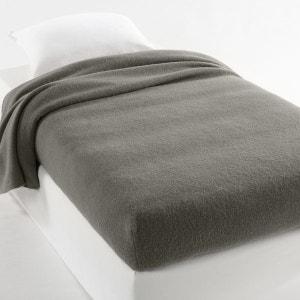 Couverture mi-housse 350g/m² pure laine vierge woo La Redoute Interieurs