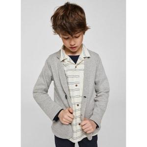 Veste en coton texturé MANGO KIDS