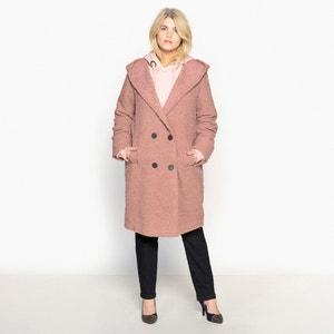 Mantel mit Kapuze CASTALUNA