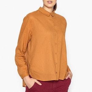 Camisa de gasa de algodón CHARLENE HARRIS WILSON