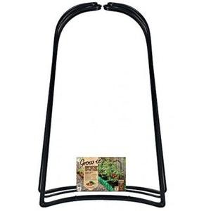 Supports métalliques 3 pieds pour jardinière Grow-Bag GARDMAN