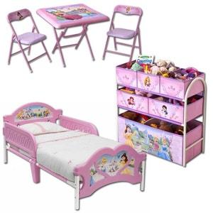 Chambre complète 3 en 1 Princesse Disney DELTA
