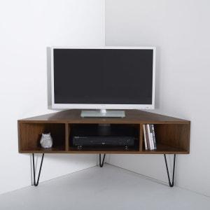 Meuble tv meuble tv design blanc d 39 angle la redoute - Reduction la redoute meuble ...