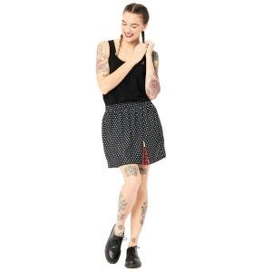 Mini Jupe Motif HARRINGTON