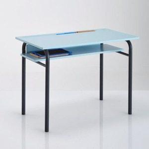 Bureau style écolier, vintage, Buton La Redoute Interieurs