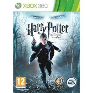 Harry Potter et les Reliques de la Mort : 1ère Partie XBOX 360 EA ELECTRONIC ARTS