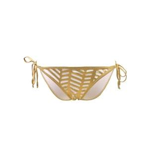 Maillot de bain Culotte Nouette Ouro Doré VAL D AZUR
