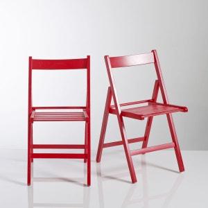 Chaise de cuisine rouge la redoute - Reduction prix rouge la redoute ...