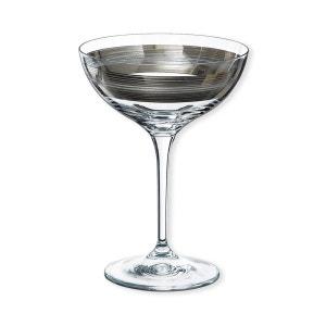 Coupe à champagne 20cl - Lot de 6 - ELLIOT BRUNO EVRARD