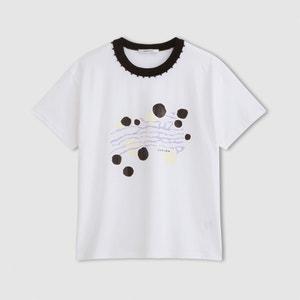 T-shirt à imprimé CARVEN