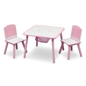 Bureau enfant la redoute - Chaise bebe a fixer sur la table ...