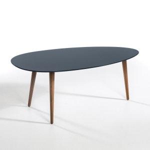 Table basse laqué/noyer L100 cm, Flashback AM.PM
