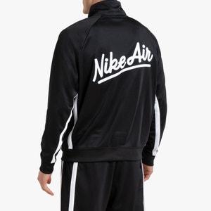 Sweater met rits en opstaande kraag Nike Air