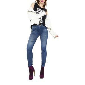 Thermo Leggings Jeans COLLANTS LAUVE