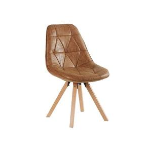 fauteuil scandinave la redoute. Black Bedroom Furniture Sets. Home Design Ideas
