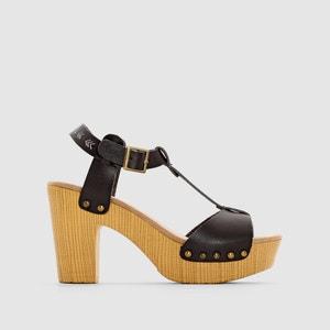 Sandales à talon haut, bride cheville, COLETTE COOLWAY